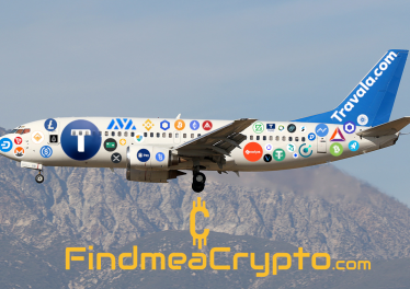 Travala.com - Big airline partnerships - XTZ, STRAX, FRONT, AKOIN payments added too!