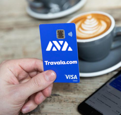 Speculation of Travala crypto wallet cards