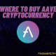 buy AAVE crypto coin
