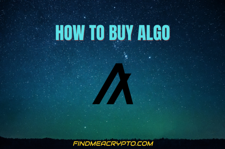 buy algo coin step by step